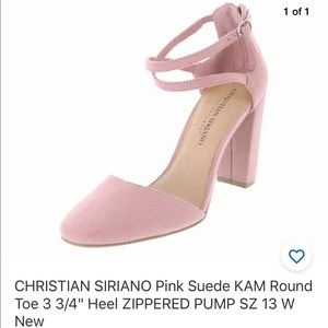 SEXCI ❤️ New with tag Pretty Soft pink with size 7